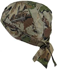 Fitted BANDANA Leaf