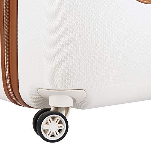 DELSEY PARIS CHATELET AIR Luxus Trolley / Koffer 67cm mit gratis Schuhbeutel und Wäschebeutel 4 Doppelrollen TSA Schloss - 5