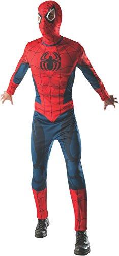 Fancy Kleid Marvel The Avengers Superhero Herren Kostüm Outfit X-Large (Marvel Outfit)