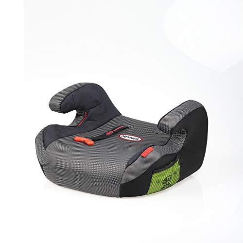 HEYNER® Kids 783100 Sitzerhöhung SafeUp Comfort XL (II,III)Farbe Pantera Black