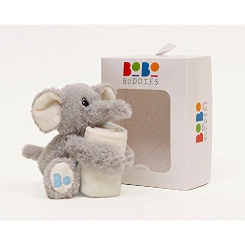 BoBo Buddies Edgar Elephant BoBo Blankie