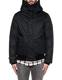 Woolrich Herren WOCPS2726LM10100 Schwarz Polyester Jacke