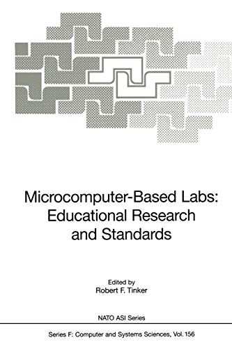 Microcomputer-Based Labs: Educational Research and Standards (Nato ASI Subseries F:, Band 156) -