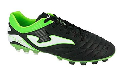 Joma , Chaussures de foot pour homme - Negro-Flúor