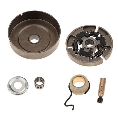 Kupplung Motorsäge Ölpumpe Kupplungsnadellager Kettensäge Ritzeltrommel für STIHL 017 170 180 021 023 025 MS230 MS250 Kettensäge