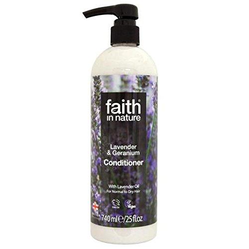 Faith in Nature Lavender & Geranium Conditioner 740ml