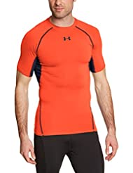 Under Armour 1257468_984 T-Shirt de compression manches courtes Homme