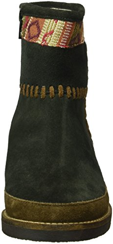 COOLWAY Babete, Bottes courtes avec doublure chaude femme Gris - Grau (GRY)