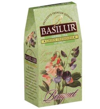 Basilur Grüne Frische Green Tea Nachfüllpackung 100 g