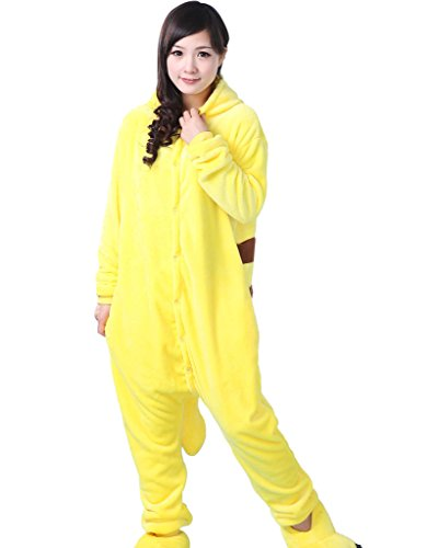 iLoveSIA Womens Mens Adult Unisex Fleece Animal Onesies Pyjamas Nightwear Costumes - 41bJr9dPTyL - iLoveSIA Womens Mens Adult Unisex Fleece Animal Onesies Pyjamas Nightwear Costumes