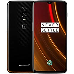 OnePlus 6T A6010 McLaren Edition 256 Go Storage + 10 Go Memory Factory Unlocked 6.41 inch AMOLED Display Android 9 - Speed Orange