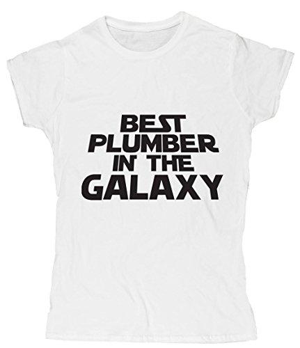 HippoWarehouse Damen T-Shirt X-Large Weiß
