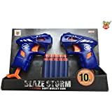 Toy Arena Mini Blaze Storm Soft Foam Bullets Toy With 10 Bullets Mini Cool Look Ultimate Comando Fun
