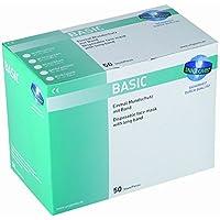 OP- Mundschutz Basic Gesichtsmaske mit Bändern 500 Stk - 3-lagig - blau preisvergleich bei billige-tabletten.eu
