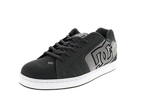Dc Net Sexssk Herren Sneakers Grigio Cenere