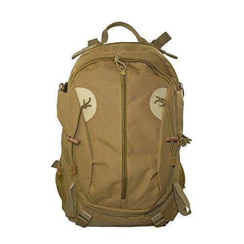 Picknick Rucksäcke Outdoor Camouflage Wasserdichte Oxford Tuch Schulter Computer Taschen Brown