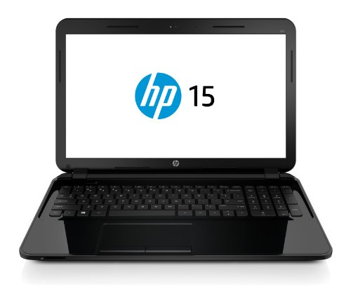 HP F5D06EA 15-G000SL Notebook, AMD Dual-Core E1-2100 APU, SDRAM DDR3L 4 GB, HDD SATA 500 GB, Nero