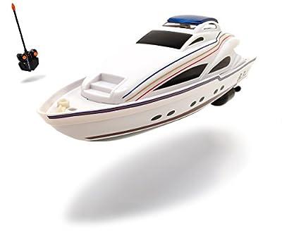 Dickie Toys 201119548 - RC Sea Lord, ferngesteuertertes Boot inklusive Batterien, 34 cm von Dickie Spielzeug