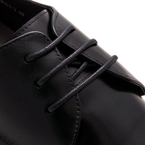 ZERIMAR Scarpe da Uomo con aumentano interni ¡ATTENZIONE OFFERTA SPECIALE 7,5 ANNIVERSARIO! Aumenta +7 cm Genuina Scarpe di pelle 100% Naturale Nero