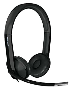 Microsoft LifeChat LX6000 Headset (50-er Pack) schwarz