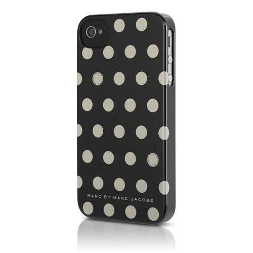 Marc by Marc Jacobs Hot Dot Snap Case für iPhone 4S/4cl69024 Hot Snap