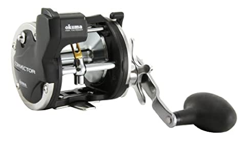 Okuma Convector Star Drag Left-handed Line Counter Reel