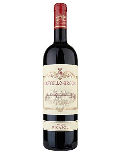 Chianti Classico Gran Selezione DOCG Castello di Brolio Barone Ricasoli 2015 0,75 L