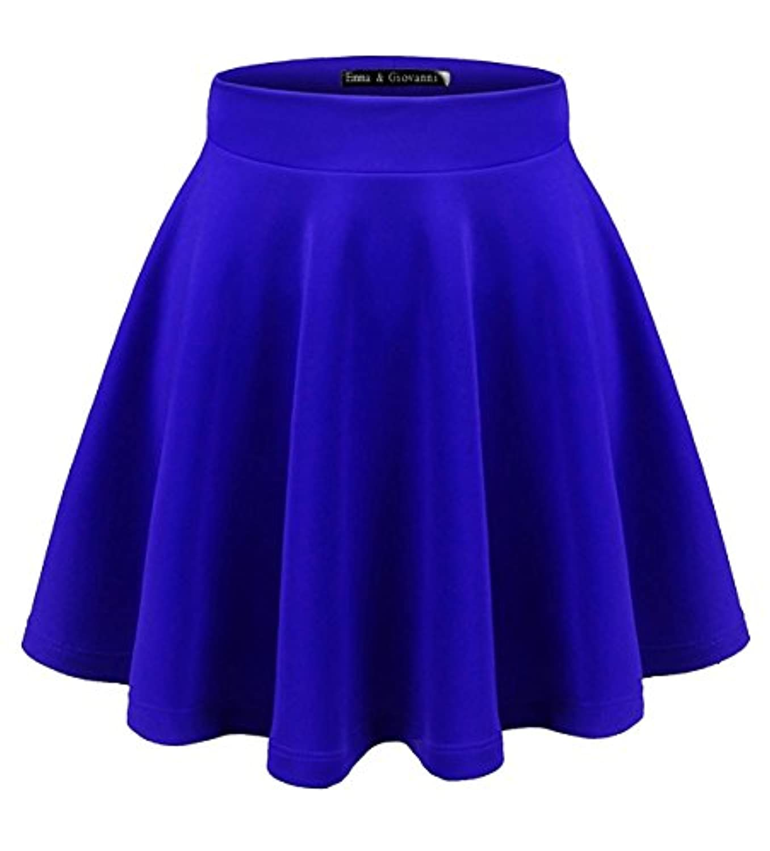 c5b292f2f844 Emma   Giovanni - Jupe Courte Evasée (Taille S à XXL) - Femme. Shopping  Vêtements Femme · Jupes  Emma   Giovanni
