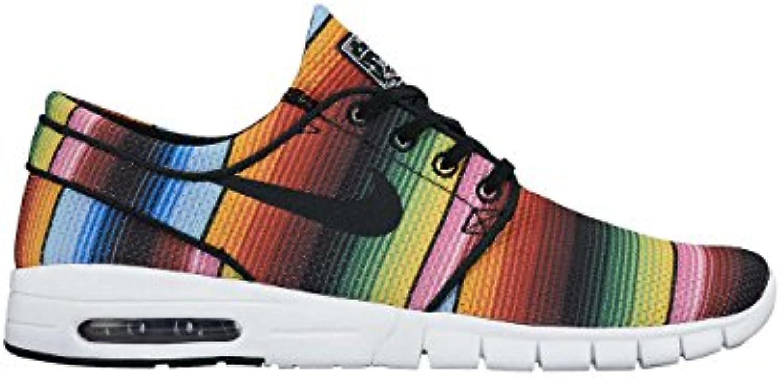 Nike Stefan Janoski Max PRM, Zapatillas de Skateboarding para Hombre