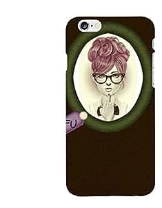 Aatank Premium Printed Mobile Case Back Cover for Iphone 6/6s plus