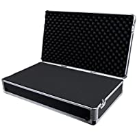 Gorilla GC-LDJC, grande valigetta per Consolle, attrezzatura fotografica o altri strumenti, con lastre in gommapiuma personalizzabili