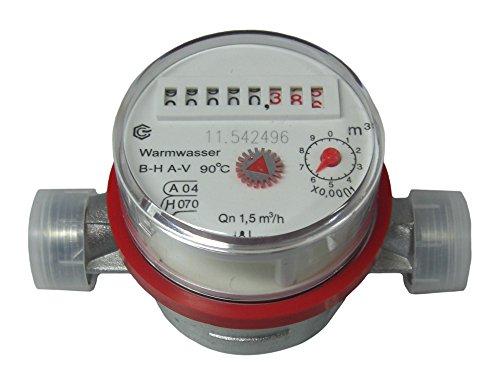 Wasserzähler wärmer, 1706608
