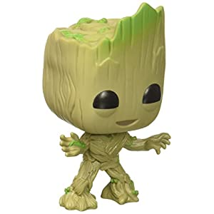 Funko Pop Joven Groot (Guardianes de la Galaxia Vol. 2 202) Funko Pop Guardianes de la Galaxia