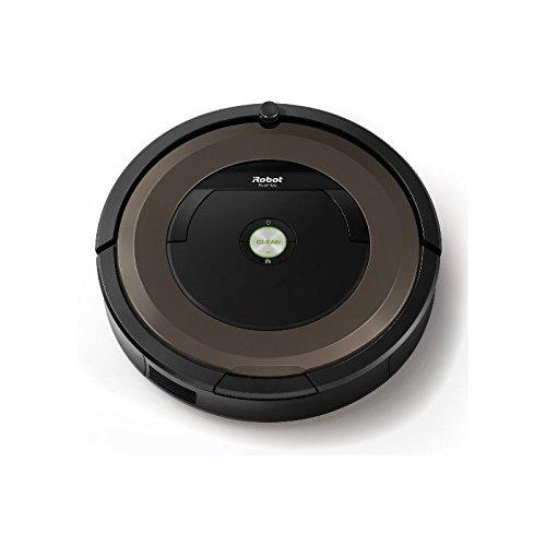 iRobot Roomba 896 0.6L Negro, Marrón aspiradora robotizada - aspirado
