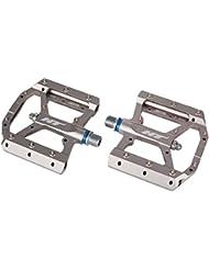 HT Componentes AE-05MTB pedales rodamientos sellados gris