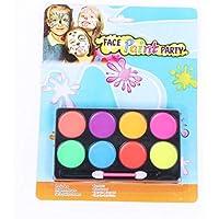 Crema Pintada Pintura Corporal Pigmento Niño Color de la Cara Composición Pigmento ecológico