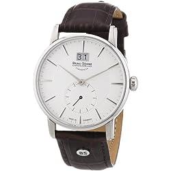 Bruno Söhnle Men's Quartz Watch Atrium 17-13055-241 with Leather Strap