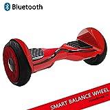 Dragon Hoverboard con Ruedas de 10' Scooter eléctrico Self-Balancing Self Blance Scooter Monopatín eléctrico Smart Self Balance Board Dibujo en Color (Graffiti)