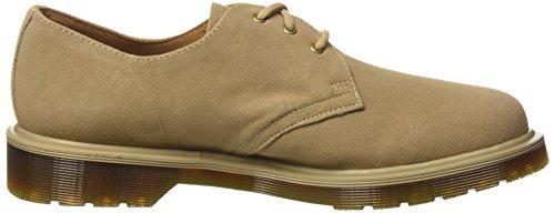 Dr. Martens 1461 Suede, chaussures à lacets mixte adulte beige - Milkshake