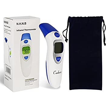 Medical Forehead & Ear Thermometer, Canbeisi Digital Kids Thermometer With Upgraded Infrared For Better Accurate Temperature & Instant Read For Baby Adults & Toddler, Fda Approved (Blue) 8