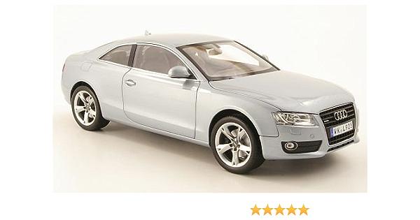 Audi A5 Coupe Silber 2007 Modellauto Fertigmodell Norev 1 18 Spielzeug