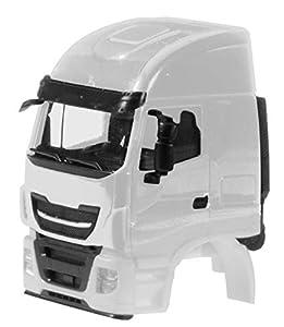 Herpa 085052 Iveco Stralis - Dispositivo de protección para el conducto del Conductor (sin Chapa ni Revestimiento de chasis)