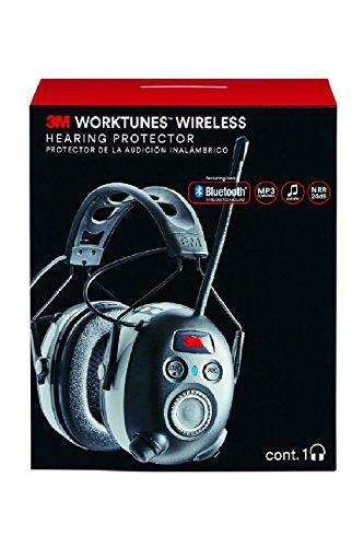 3M 90542-3DC Worktunes Gehörschutz mit Radio und Bluetooth