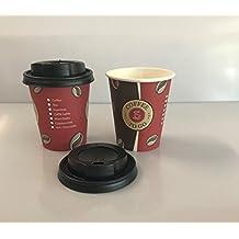 Pappbecher 0,4l  100-1000St. Gold Cup Kaffeebecher Coffee to go Becher