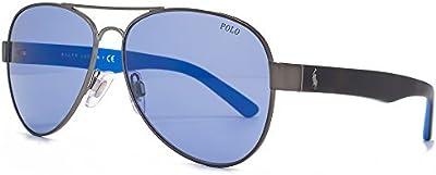 Polo Ralph Lauren Ph3096, Gafas de Sol Para Hombre