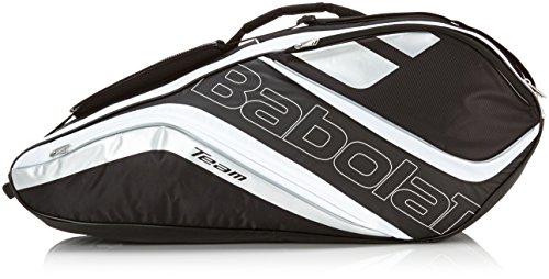 Babolat RH X 6Hüllen Tennistasche Team Line, Unisex Erwachsene Silber