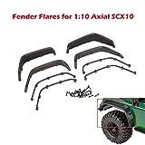 TianranRT Fender Flares Set für 1: 10 Axial SCX10 RC4WD D90 D110 RC KFZ Teile