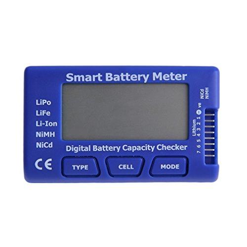 Battery Meter (5 In 1 Smart Battery Meter W / Balance Entladungs ??ESC / Servo-ppm-Tester)