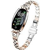 Windy5 Pulseras Inteligentes H8 Mujeres de frecuencia cardíaca La medición de la presión Arterial Pulsera de la Aptitud Reloj Deportivo