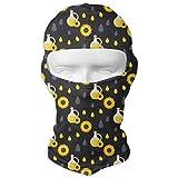 Ranch Bandana léger de masque de visage de sport d'utilisation multiple tactique d'huile de graines de tournesol pour la randonnée, courant